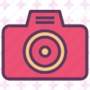 camera, device, frame, photography, photoshoot, simplephoto icon