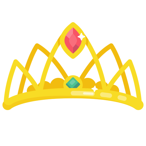 Crown, hat, lady, layer, photo, princess, queen icon - Free download