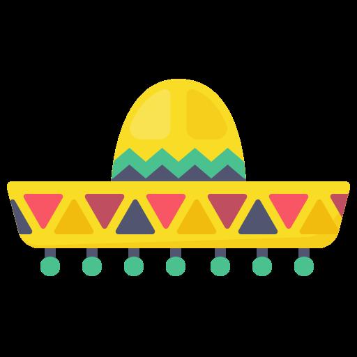 hat, layer, mexican, photo, sombrero icon