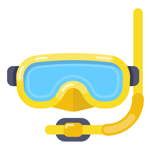 Swim, layer, photo, mask, diving, hat, swimming icon