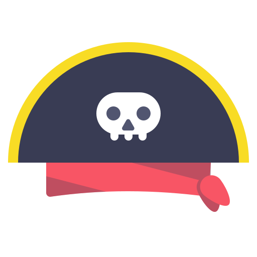 Corsair, fortune, hat, layer, photo, pirate icon - Free download