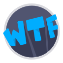 layer, photo, sticker, word, wtf icon