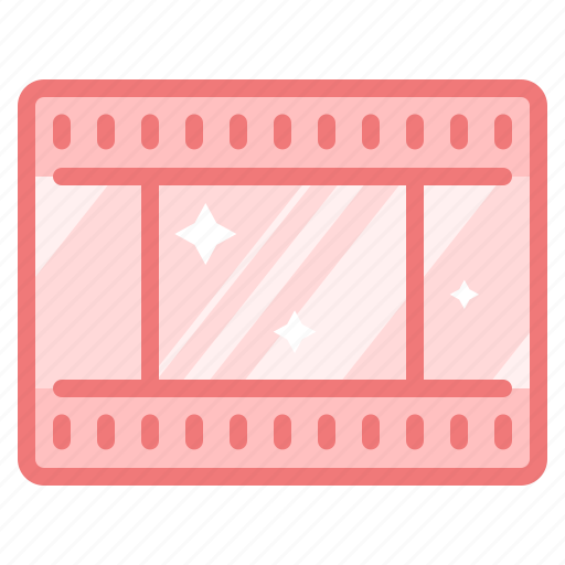 film, frame, movie, tape, video, videotape icon
