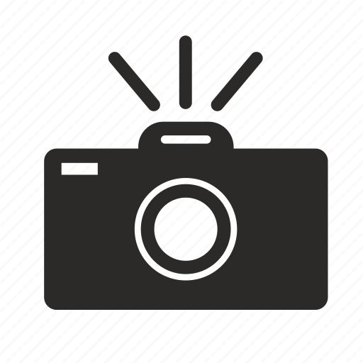 camera, photo, shot, small icon