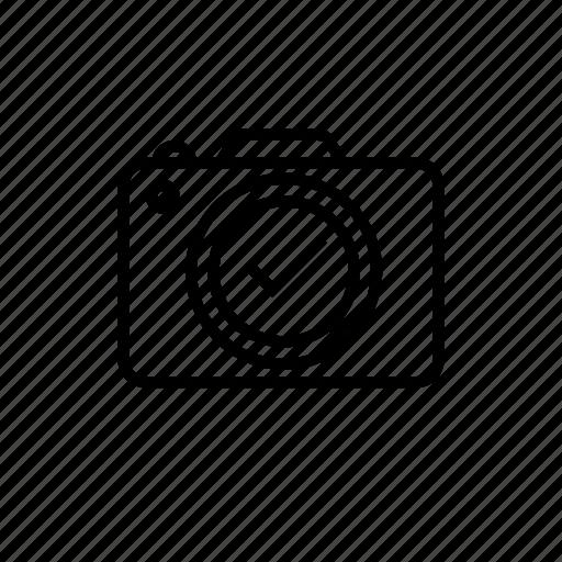 camera, choose camera, photographer icon