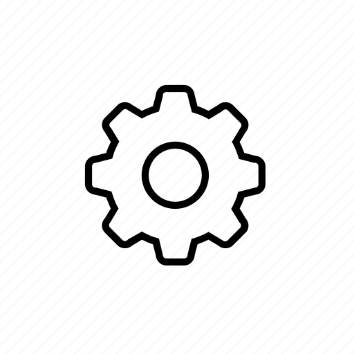 edit, gear, settings, setup icon
