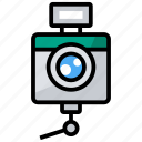 camcorder, digital camera, photography, polaroid, professional camera icon