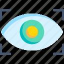 vision, lens, circle, eye, see