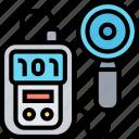 light, meter, studio, photoshoot, measurement