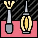 cleaning, kit, blower, brush, camera