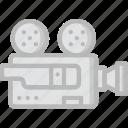 camera, movie, photography, record, video