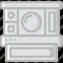 camera, photography, polaroid, record, video icon