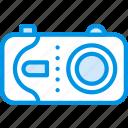 camera, digital, photography, record, video