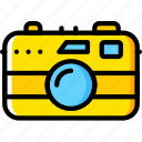 1, camera, photography, record, video icon