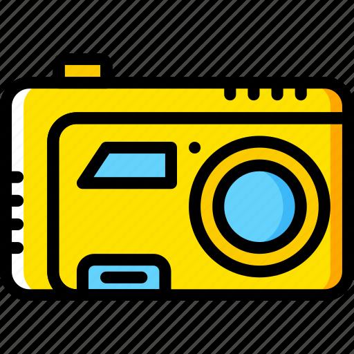 camera, photography, record, video icon