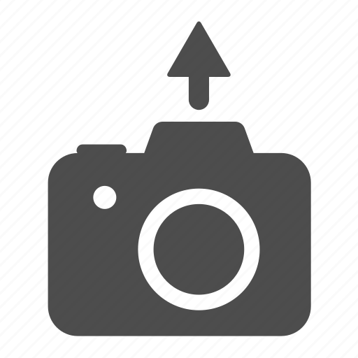 camera, lens, photo, photography, photos, picture, upload icon