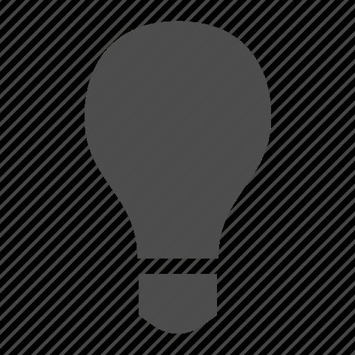 bulb, idea, light, photo, picture icon