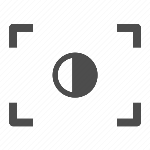 focus, photo, picture, tuning icon