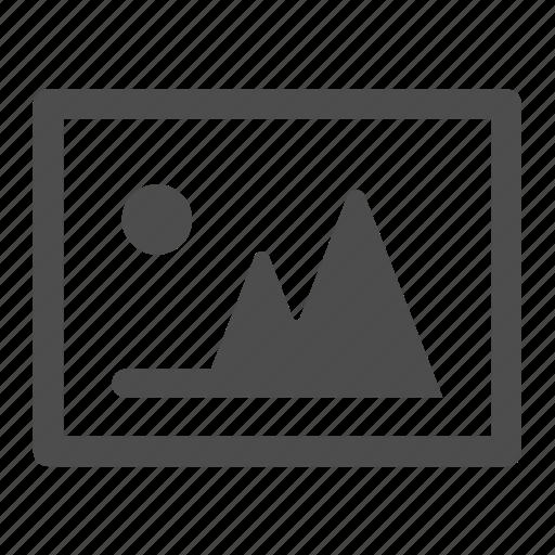 image, landscape, photo, photography, photos, picture icon