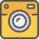 cam, camera, device, media, photo, photography, vintage icon