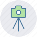 camera, camera stand, digital camera, image, photo shot, photography, stand