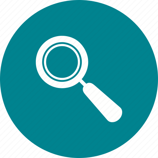 Glass, lens, look, magnifier, magnify, magnifying, zoom icon - Download on Iconfinder