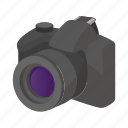 camera, cartoon, design, element, photo, sign, style icon