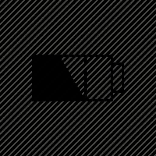 battery, battery level, battery status, photography, technology icon