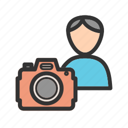 camera, focus, photo, photographer, photography, professional icon