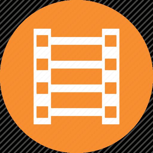 film, photo, photogravure, video icon