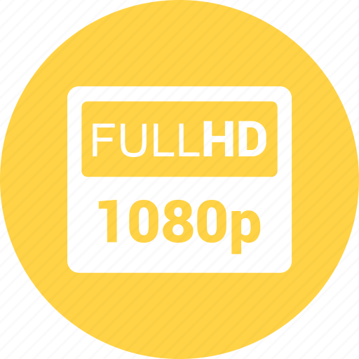 hd, movie, sign, video icon
