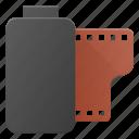 analog, camera, film, image, photo, photography, stipe icon