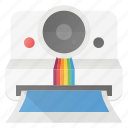 camera, image, instant, photo, photography, polaroid icon