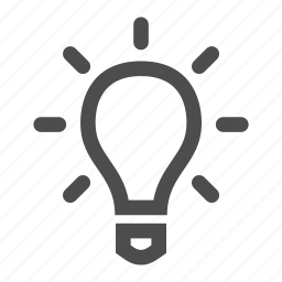 bulb, idea, light, lightning, photo, picture icon