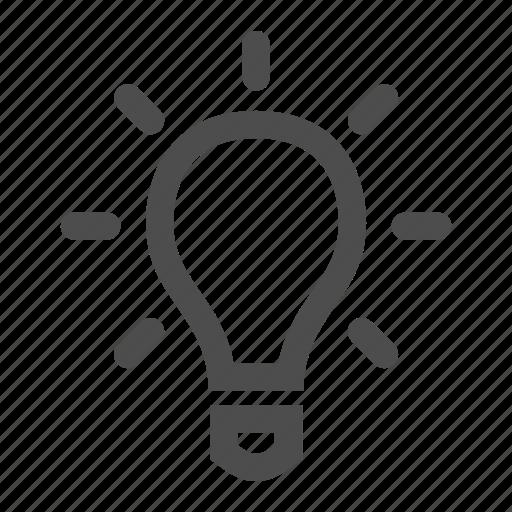 bulb, idea, light, lightning, photo, picture icon