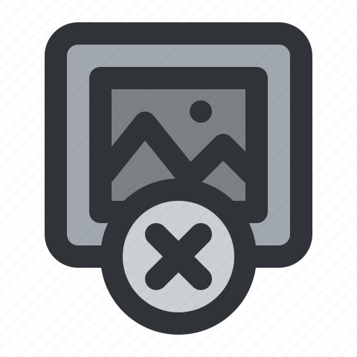 Delete, image, photo, picture, remove icon - Download on Iconfinder