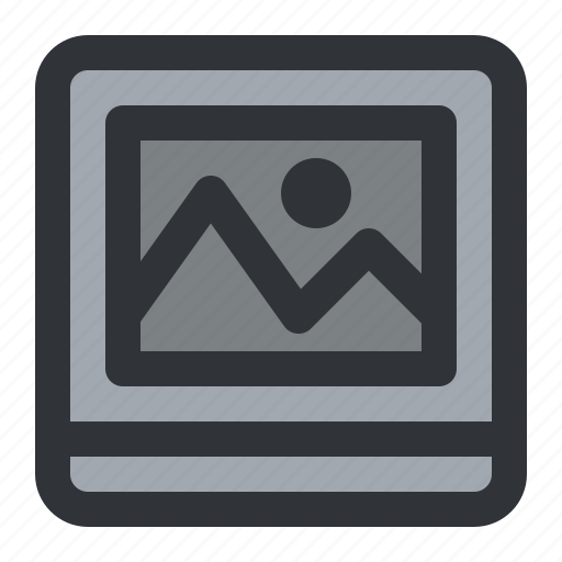 Display, frame, image, photo, picture icon - Download on Iconfinder