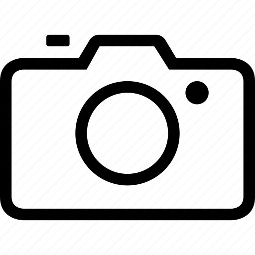 Shoot, photo, camera icon