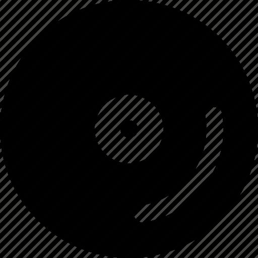 Audio, media, music, player, vinyl icon - Download on Iconfinder