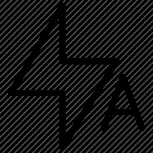 adjust, artifcial, auto, auto-flash, automatic, camera, capture, creative, flash, grid, image, images, light, lightning, line, mode, option, own, photo, photography, photos, shape, shoot icon