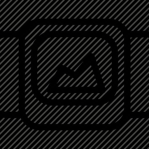 album, camera, celebration, collection, copy, creative, events, festival, gallery, grid, image, images, line, list, marriage, memory, paste, photo, photo-album, photos, remembrance, save, shape, sort, trips icon