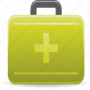 emergency, first aid, health icon