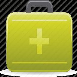 emergency, first aid, health icon