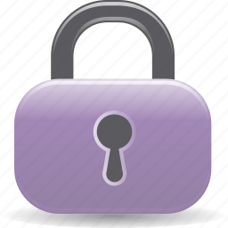 padlock, password, protection, safety, shield icon