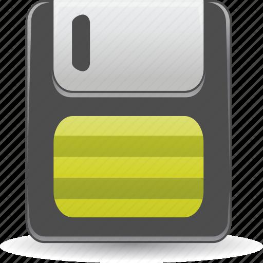 data, drive, flash, floppy disk, storage icon