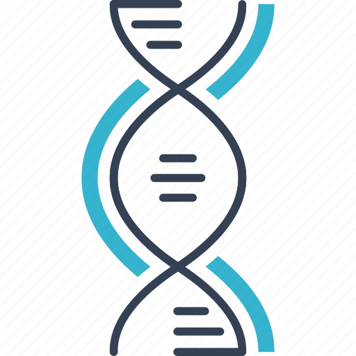 Dna, physics, science icon - Download on Iconfinder