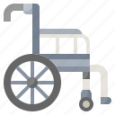 disability, disabled, handicap, healthcare, medical, transport, wheelchair icon