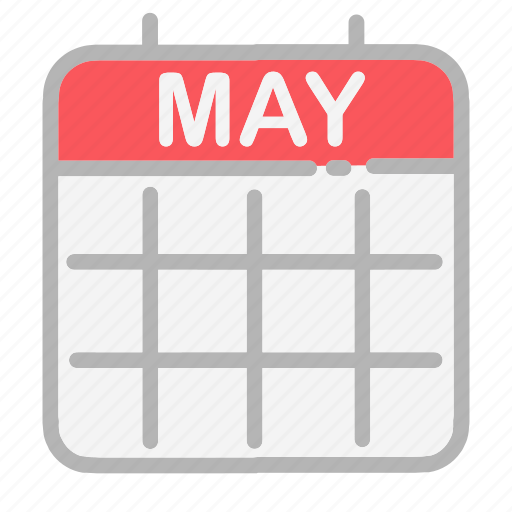 calendar, date, dates, may, month, numbers, ui icon