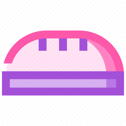 barbeque, bread, party, picnic, pie, summer icon