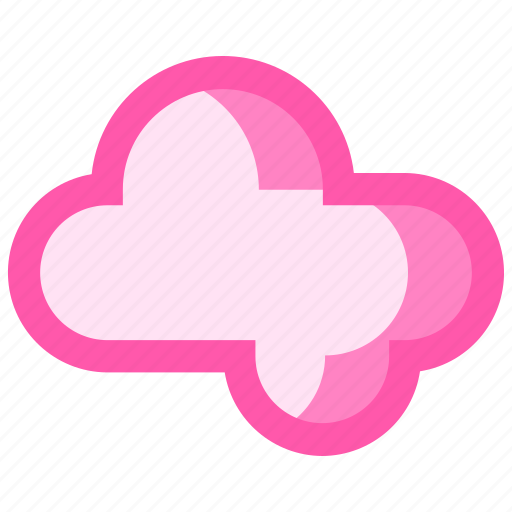 barbeque, cloud, party, picnic, summer icon